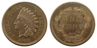 indian head cents - coin shop in lutz